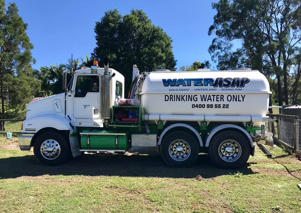 water delivery hinterland