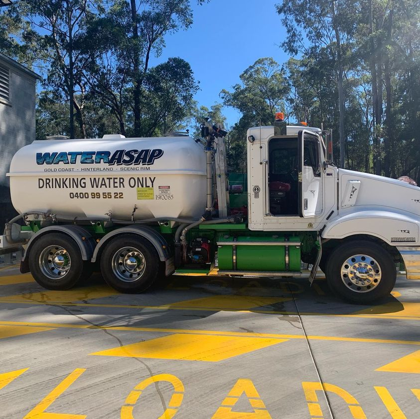 drinking water delivery Gold Coast